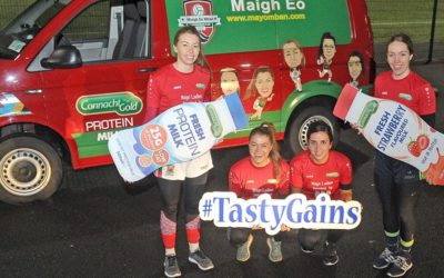 Connacht Gold Protein Milk Powers Mayo LGFA