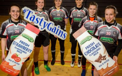 Tasty Gains for Mayo Ladies