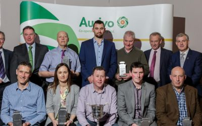 Aurivo's top milk suppliers of 2017 announced at Milk Quality Awards