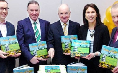 Aurivo launches new book on the history of farming in the North West of Ireland
