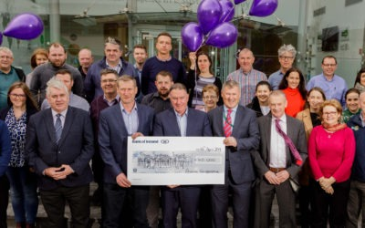 Aurivo presents Down Syndrome Ireland with €40,000 to support the roll out of its Ability Programme
