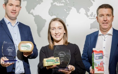 Aurivo sweeps up six awards at Blas na hEireann