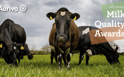 Aurivo Milk Quality Awards 2021