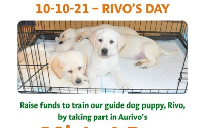 Aurivo 10k In A Day forIrish Guide Dogs for the Blind
